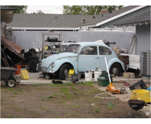 Inoperable Vehicle, Improper Storage & Junk/Debris