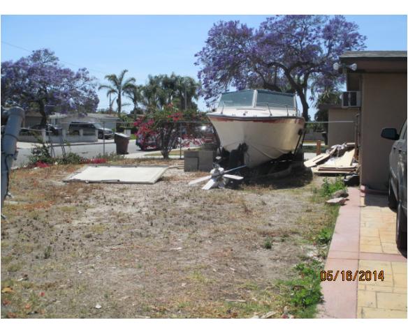 Deteriorated Landscaping, Junk/Debris & Parking